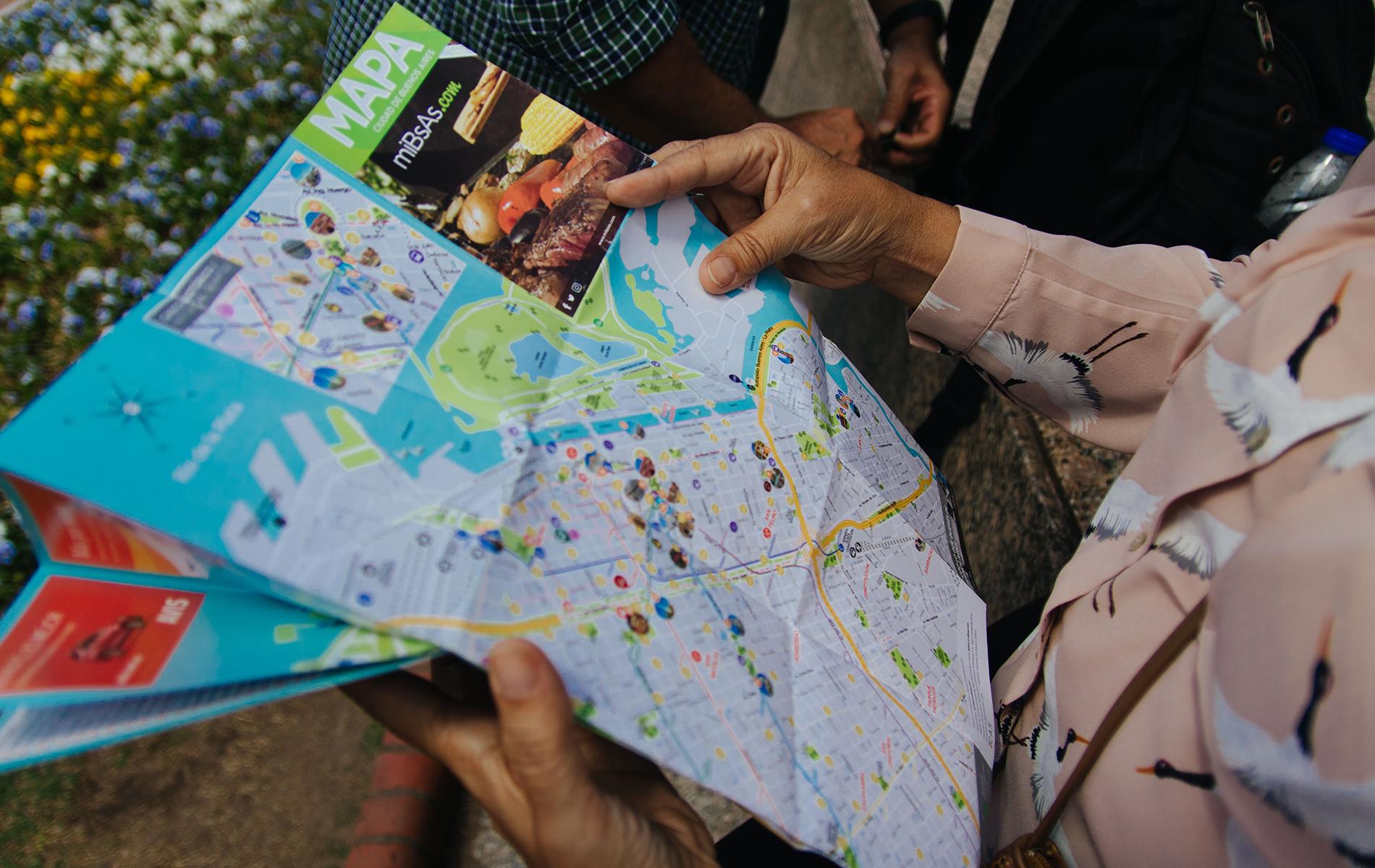 Curso técnico de turismo