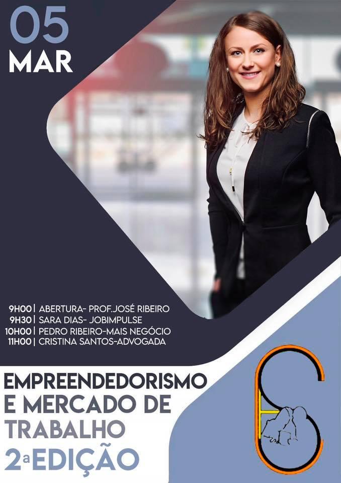 2° Edição da Palestra de Empreendedorismo e Mercado de Trabalho