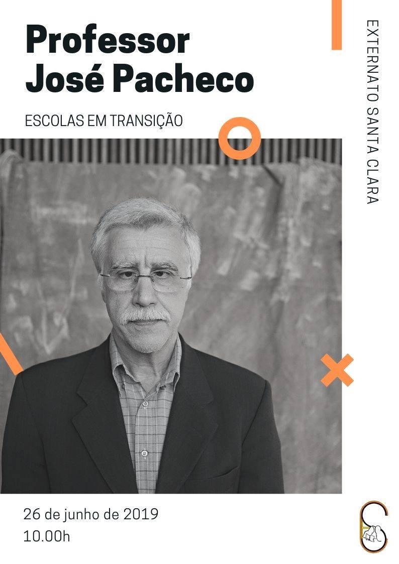 Visita do Professor José Pacheco