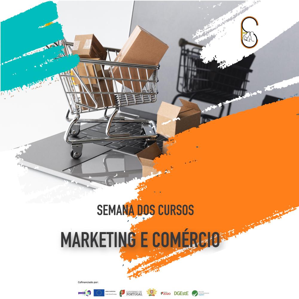 Semana dos Cursos de Marketing e Comércio